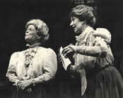 Joy Coghill and Janet Brechin in Aresenic and Old Lace